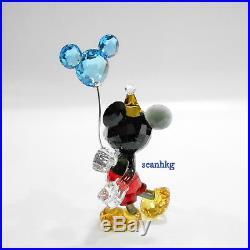 Swarovski Mickey Mouse Celebration, Crystal Authentic MIB 5376416
