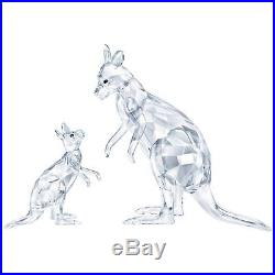 Swarovski Mother Kangaroo and Baby # 5428563 New 2019