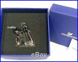 Swarovski Nativity Scene Caspar, 3 Wise Men Crystal Authentic MIB 5393840