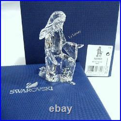 Swarovski Nativity Scene Mary, Clear Crystal Figurine Authentic MIB 5223602