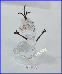 Swarovski Olaf, Disney film Frozen Crystal Authentic MIB 5135880