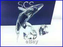 Swarovski Paikea Whale 2012 Annual Edition 1095228 NIB