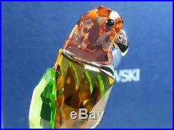 Swarovski Paradise Bebotto Bird Retired 2004 Mib #275574