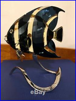Swarovski Paradise Fish French Angelfish Moroda 1083776 Original boxes