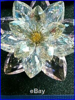 Swarovski Paradise flower waterlily rosaline 1141674