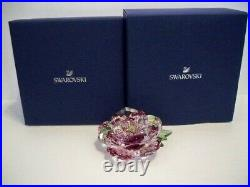 Swarovski Peony Flower 5136721 Retired Bnib