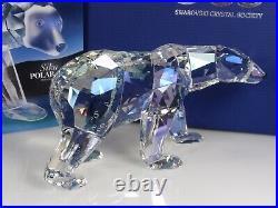 Swarovski Polar Bear Siku 2011 Annual Edition MIB #1053154