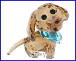 Swarovski Puppy Milo The Dachshund, Dog Crystal Figurine Authentic 5063336