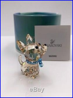 Swarovski Puppy Oscar the Chihuahua MIB #5063330