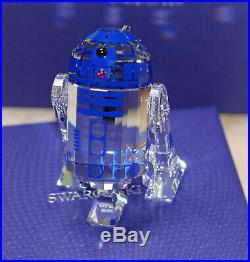 Swarovski R2-D2 Crystal Figurine Disney Series