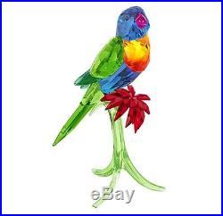 Swarovski Rainbow Lorikeet Crystal NEW # 5136832