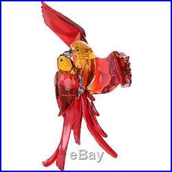 Swarovski Red Parrots Crystal NEW 2015 # 5136809