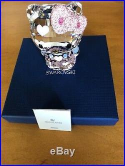 Swarovski Retired Hello Kitty Hearts 2012 Limited Edition New In Box