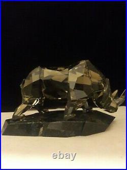 Swarovski Rhinocerous, Soulmate #5136804, New Mib, Free Usps Shipping