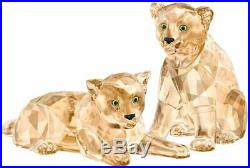 Swarovski SCS Amur Leopard Cubs 5428542 2019