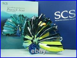 Swarovski SCS Annual Edition 2015 Peacock Arya MIB #5063694