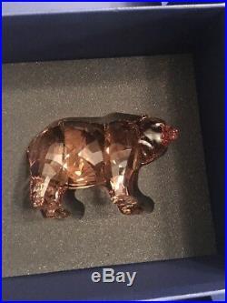 Swarovski SCS Annual Edition 2017 Arcadia Bear NIB # 5229215