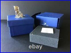 Swarovski SCS Annual Edition Figurine 2016 Lion Cub New in Box 5173246 w Gift
