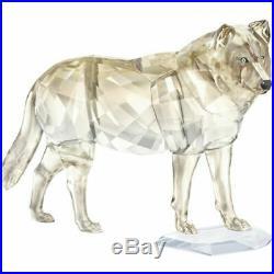 Swarovski SCS Gray Wolf 5506816 SIGNED BY DESIGNER