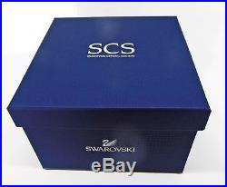 Swarovski SCS Soulmates Large Elephant Crystal Sculpture Figurine NIB No 1120446