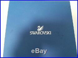 Swarovski STARLET Picture Photo Frame Medium #626600 with original box & COA
