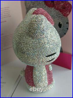 Swarovski Sanrio Hello Kitty 2011 Limited Edition of 88 MINT IN BOX NEW 1097008