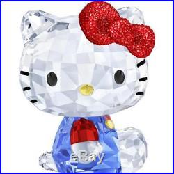 Swarovski Sanrio Hello Kitty Red Bow Crystal Figurine 5135946