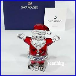 Swarovski Santa Claus, Christmas Crystal Authentic MIB 5291584