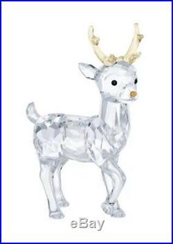 Swarovski Santa Reindeer #5400072