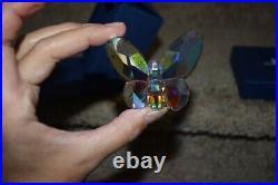 Swarovski Schmetterling Aurora Borealis Butterfly AB A 9100 NR 000 026 Austria
