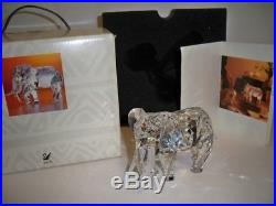 Swarovski Scs 1993 Annual Edition Elephant 169970 Mib Coa