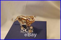 Swarovski Scs 2010 Tiger Cub Standing 1051686