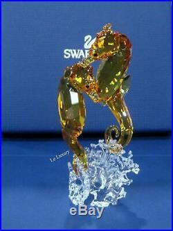 Swarovski Seahorses, Crystal Authentic MIB 5216032