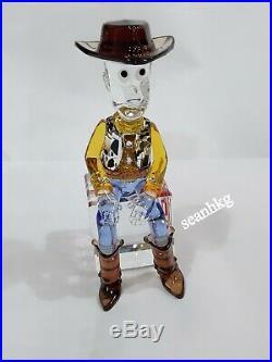 Swarovski Sheriff Woody, Disney Pixar's Toy Story Crystal Authentic 5417631