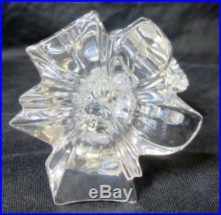 Swarovski Silver Crystal Heron Crane Figurine- 6