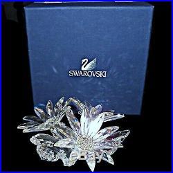 Swarovski Silver Crystal Maxi Flower Arrangement Retired