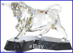 Swarovski Soulmates Bull Crystal Figurine 1035340 NIB $1,600