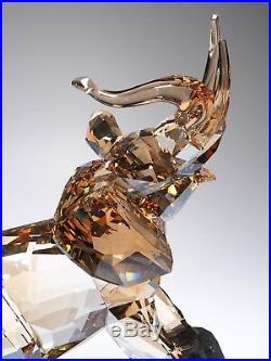 Swarovski Soulmates Elephant 1120446 MIB Signed by Artist