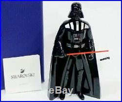 Swarovski Star Wars-Darth Vader, Black Crystal Authentic MIB 5379499