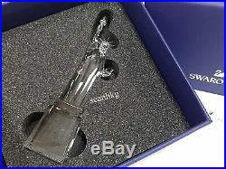 Swarovski Statue Of Liberty NEW YORK Clear Crystal Authentic 5428011