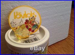 Swarovski Sunshine Mo, Lovlots Limited Edition Bnib Retired, Issued 2011 #1093651
