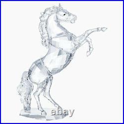 Swarovski The Peaceful Countryside Stallion Horse Crystal Figurine 5470628