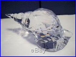 Swarovski Trumpet Triton Shell 5123903 Bnib