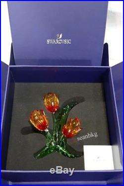 Swarovski Tulips, Flower Crystal Authentic MIB 5302530