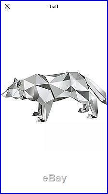 Swarovski Wolf by Arran Gregory # 5272772 New in Original Box