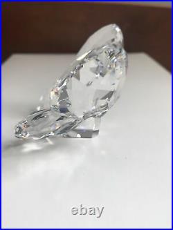 Swarovski crystal figurine Brilliant Butterfly Crystal 840429 in box