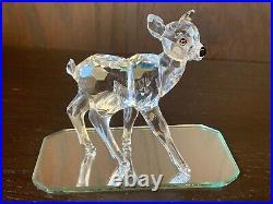 Swarovski crystal figurine set
