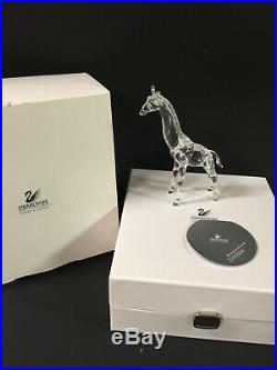 Swarovski crystal figurines Giraffe 236717 7603NR002