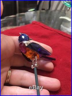 Swarovski crystal paradise Benua bird
