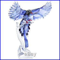Taiwan Blue Magpie Stunning Bird 2019 Swarovski Crystal 5428653